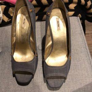Shoes - Miu miu